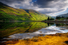 Loch Duich, Scotland photo by alexring