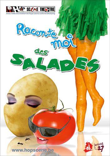 Raconte moi des salades - Orsinval