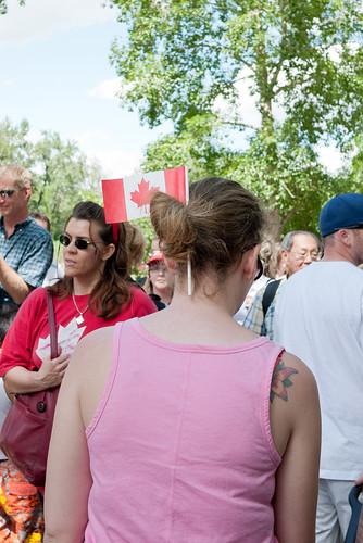 Canada Day, Calgary