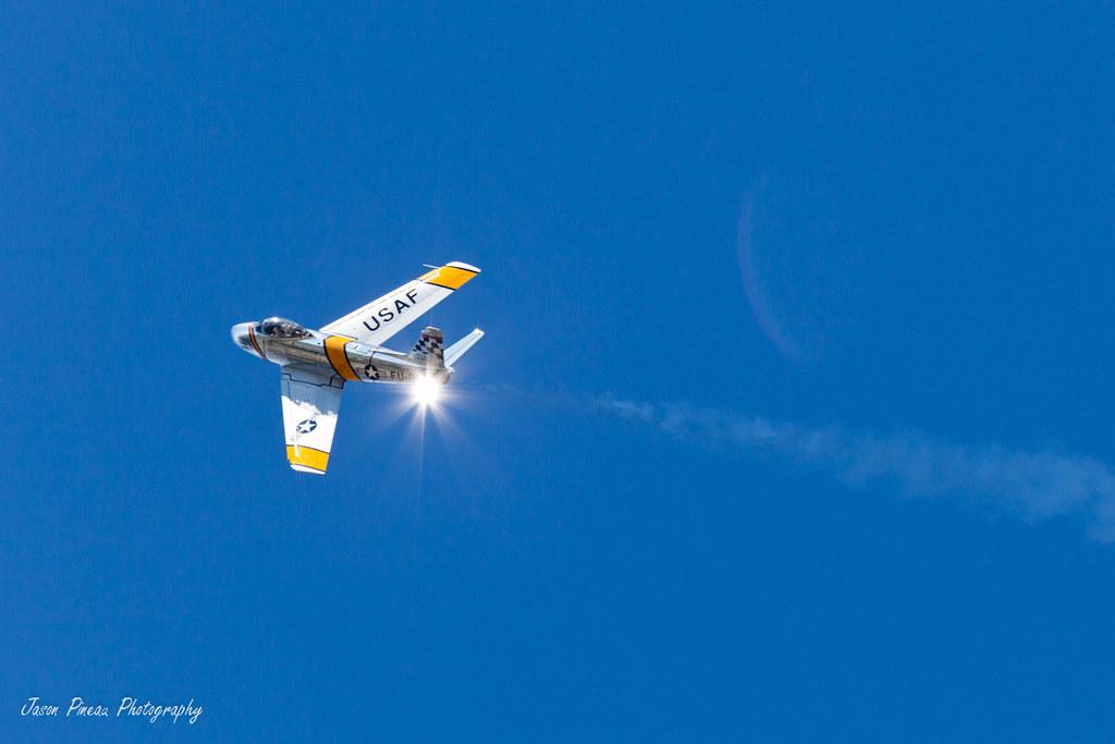 Sunlit Sabre photo by Jason Pineau