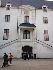 entrée principale