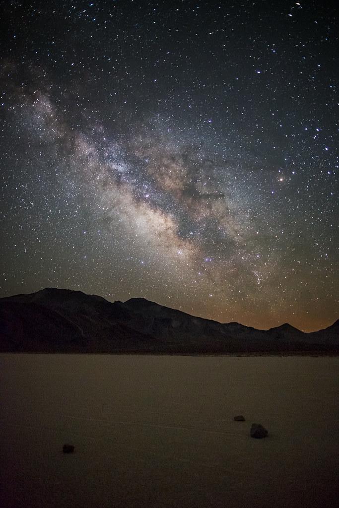 Sailing Milky Way photo by Grant Kaye