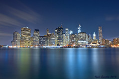 New York City Lights photo by 10iggie