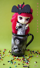 Raw *w* photo by BelladonaGarmog Doll's