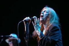 Patti Smith photo by oscarinn