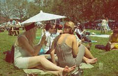 LAWN PARTY photo by icstreets