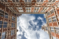 Amsterdam Look Up photo by Maria_Globetrotter (not globetrotting)