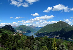 Lake Lugano photo by PeterCH51