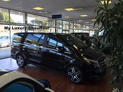 My Luxury Chauffeur - Mercedes V-Class photo by My Luxury Chauffeur
