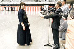 The 18th All Japan Women's Corporations and Companies KENDO Tournament & All Japan Senior KENDO Tournament_045