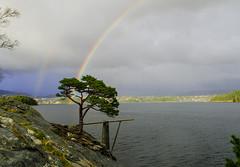 Double Rainbow photo by Keepsaix