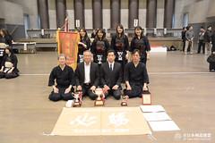 The 20th All Japan Women's Corporations and Companies KENDO Tournament & All Japan Senior KENDO Tournament_079