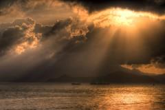 Lamma Island Sunset photo by tristanotierney