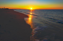 Sunrise in Cape May photo by WilliamMarlow