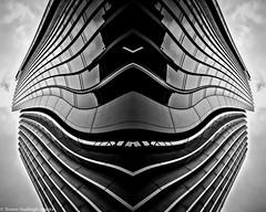 The Face Of The City 'MetalOrganic' - London photo by Simon & His Camera