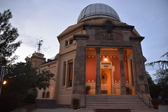 Observatori Fabra. photo by Agustí Sentelles