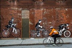 Evolution of the Bicycle photo by BillikenHawkeye