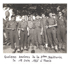 1945 18 juin Paris - RA - Livre d'or archives mairie Herbsheim