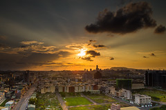 sunset,Kaohsiung,Taiwan photo by Abel_Lai@tw