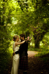 Calum & Kaisa wedding at Bunchrew House, Inverness, Scotland. photo by .drew (Andrew Kelly)