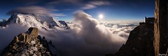 Symphonie de nuages sur Mont Blanc photo by StephAnna :-)