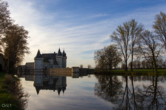 Château de Sully-sur-Loire photo by Oric1