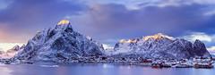 Meridian | Reine, Lofoten, Norway photo by v on life