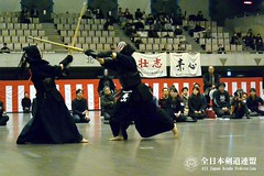 The 17th All Japan Women's Corporations and Companies KENDO Tournament & All Japan Senior KENDO Tournament_016
