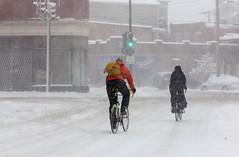 032/365: Biking in a winter wonderland photo by dharder9475