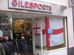 Siop Gilesport, Aberystwyth