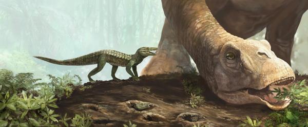 Malawisuchus and Karangosaur cretaceous
