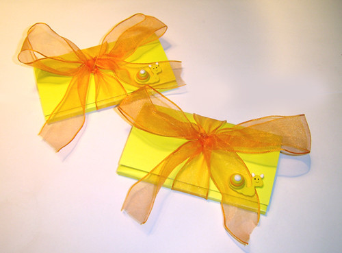 Íman Amarelo (embrulho)
