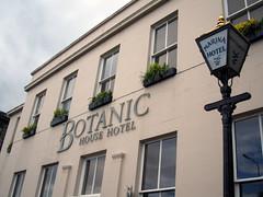 Exterior of Botanic House Hotel, Edinburgh