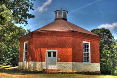McBee Chapel HDR 2