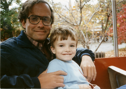 My father and I