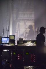 Behind the scenes_