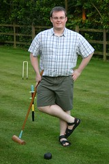 Nod at Croquet