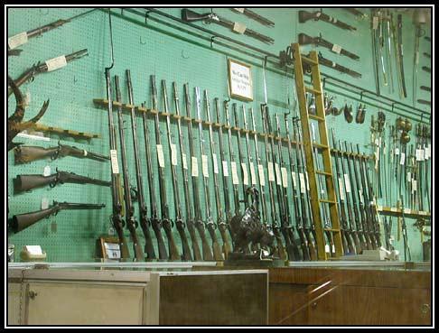 Antique Rifles