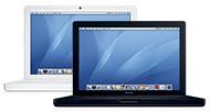 黑白兩色 MacBook