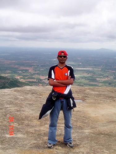 Nandi hills Peak