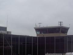 Ground Control Building at La Guardia