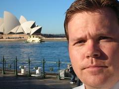 Me at Opera House