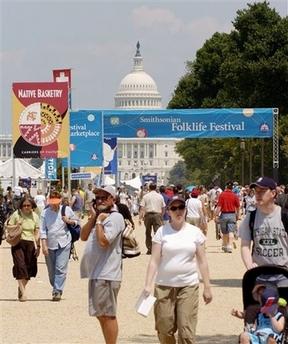 Smithsonian Folk Life Festival