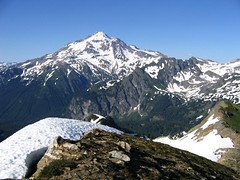 Glacier Peak from Portal