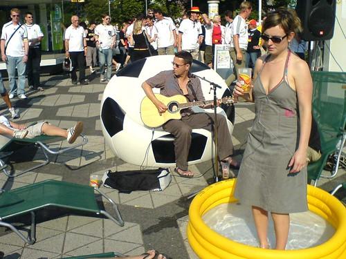 WM-Halbfinale in Dortmund 09