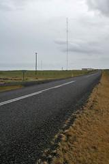 Longwave radio mast Hellissandur