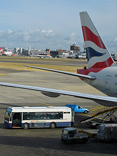 Heathrow Terminal 4