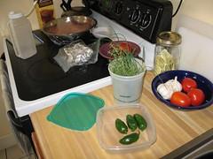 BBQ Preparation
