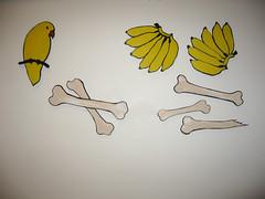 birdy bananas & bones