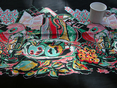Quilt Guild Haul - Still Life Big Print